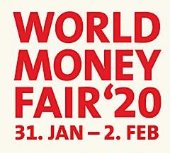 WOLRD MONEY FAIR 2020