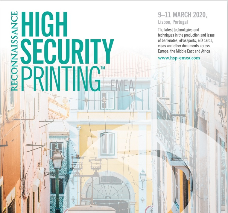 High security priting Lisbone