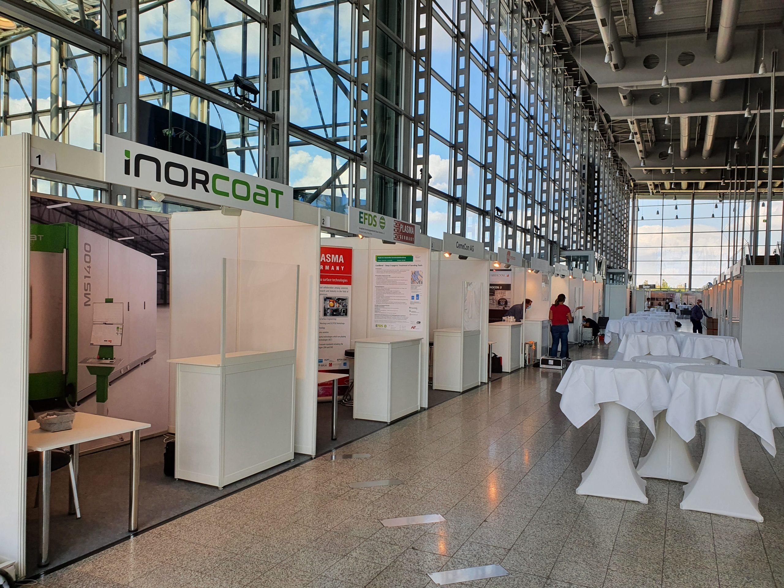 INORCOAT at SPECIAL PSE 2020 in Erfurt