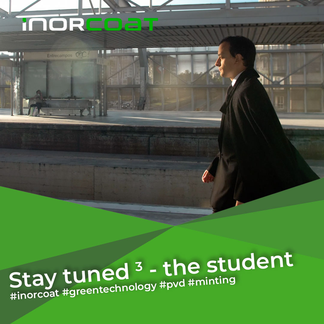 Stay tuned ³ – the student…